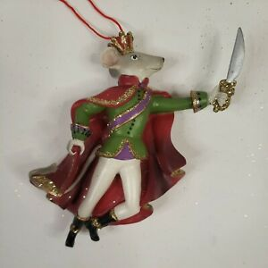 Mouse King from The Nutcracker Ornament Midwest Of Cannon Falls New
