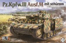 Takom 1/35 PzKpfw.III Ausf.M mit Schurzen