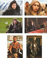 Game of Thrones Great New Postcard Set #2