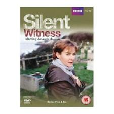 Silent Witness TV Series 5 + 6 Season Region 4 New DVD (4 Discs)