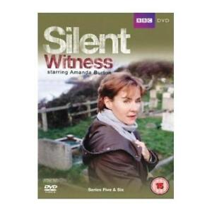 Silent Witness TV Series 5 + 6 Season Region 4 New DVD (4 Discs)