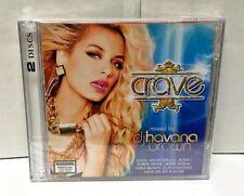 DJ Havana Brown- Crave Vol 8 2 CD SET, NEW, SEALED
