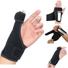 Adjustable Wrist Hand Support Tunnel Brace Carpal Splint Arthritis Sports Gym