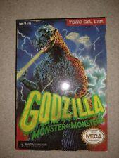 NECA Godzilla 1989 Video Game Appearance Boxed Version 65th 2015 Open Box
