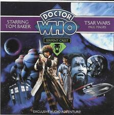BBC-Doctor Who Serpent Crest alle 5 CDs Tom Baker & Susan Jameson