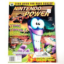 Nintendo Power Magazine Vol 118 March 1999 Tonic Trouble w/ Poster