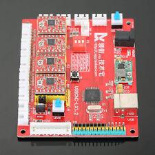 USB CNC 4 Axis Stepper Motor Driver Board Controller  Laser board  For DIY Laser