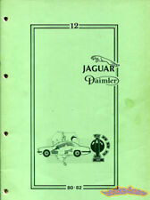 JAGUAR XJ6 SHOP MANUAL SERVICE REPAIR BOOK AIR CONDITIONING HEATING SERIES III