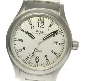 BALLWATCH Stokeman NM1088C Silver Dial Automatic Men's Watch_492433