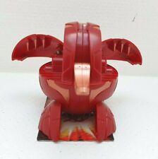 "Bakugan Battle Brawlers - Red Dragonoid Pyrus - DEKA 4"" Figure RARE"