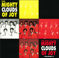 MIGHTY CLOUDS OF JOY * The Best of Volume II * NEW CD * Greatest Hits