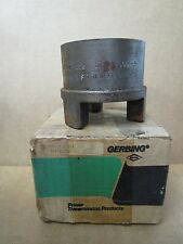 """NEW GERBING KEYED BORE CAST IRON JAW COUPLING G-1000 X 1 3/4 404-8230 1 3/4"""" ID"""