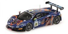McLaren MP4-12c Gt3 Von Ryan Racing Senna Berff Goodwin 24h Spa 2013 1:43 Model