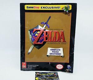 The Legend of Zelda Ocarina of Time (Nintendo Gamecube) Gamestop Exclusive Guide