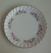 Pretty Vintage Myott's England Fine White Ironstone Cake Plate *Royal Bride