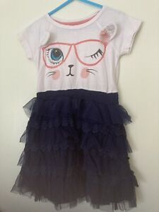 Girls Dress Age 3-4 Years