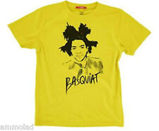 NEW Rare Limited Edition Jean-Michel Basquiat T-Shirt by Camille Rousseau Magma