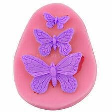 3 Butterflys Silicone Mold Diy Baking, Chocolate, Candy, Resin, Clay Jewelry #6
