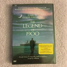 The Legend of 1900 (DVD, 2002, Widescreen) Brand New Sealed