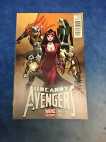 Uncanny Avengers 1 (2012) 1:100 Signed By Coipel Variant Cover  9.6-9.8 CGC