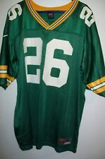 NFL GREEN BAY PACKERS HERB ADDERLY JERSEY MENS XL NWOT