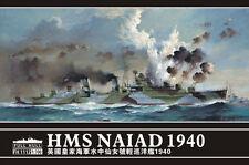 1/700 HMS NAIAD 1940 (Dido Class Light Cruiser) * Flyhawk FH1112