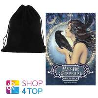 MYSTIC SISTERS ORACLE CARDS DECK EMILY BALIVET US GAMES SYSTEMS WITH VELVET BAG