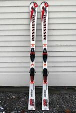 ROSSIGNOL Strato TI 165cm Troy Lee Designs Alpine Skis Axial 120S Bindings