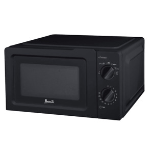 Avanti  700 Watts 0.7 Cu. Ft. Manual Countertop Microwave Oven