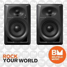 Pioneer DM-40 Studio Monitor Speakers Compact Active Pair 4'' DM40 - BNIB - BM