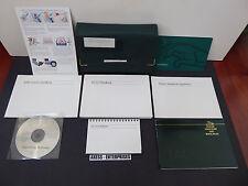 2001 Jaguar X TYPE V6 2.5L 3.0L Owners Manuals User Handbooks Pouch Set 102716D