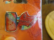Coca-Cola Olympic Beijang 2002 China Beautiful Enamel Collectors Pin New