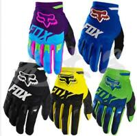 FOX Racing Dirtpaw Race Gloves MX Motocross Dirt Bike Off Road ATV Mens M1