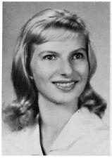 1962 New York City Rhodes School Yearbook~Photos~History~Sports~Music~Dance~++++