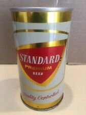 New listing Standard Zip Top Beer Can, C. Schmidt & Sons, Cleveland Oh (Super Scarce)