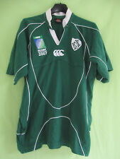 Maillot rugby Irlande World cup 2007 Canterbury Ireland vintage Eire Jersey - S