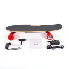 20km/h Elektro Skateboard Electric Longboard E-Skateboard 350W+Fernbedienung