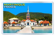 MARTINIQUE FRANCE FRIDGE MAGNET SOUVENIR IMAN NEVERA MARTINICA