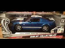 2011 Shelby Mustang GT350 BLUE 1:18 Shelby Collectibles 11833