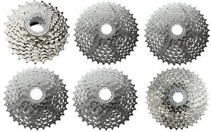 Shimano HG400 9-fach 11-25 11-28 11-32 11-34 11-36 12-3 Gear Ring Cassette Deore