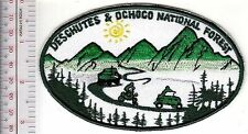 Deschutes & Ochoco National Forests Prineville and Bend Central Oregon