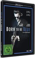 Born to be Blue (Chet Baker, Ethan Hawke) DVD NEU + OVP!