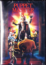 PUPPET MASTER 5 (DVD, 1994) NEW