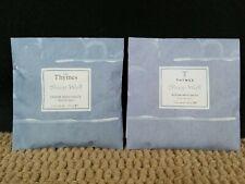 Thymes Sleep Well Epsom Bath Salts 2 oz each lot of 2 packs - discontinued