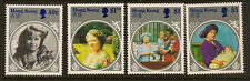 HONG KONG :1985 Life and Times of the Queen Mother  set  SG 493-6 unmounted mint
