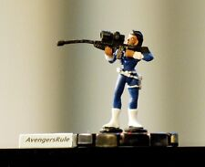 Marvel Clobberin Time Heroclix 004 SHIELD Sniper Rookie