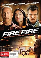 Fire With Fire (DVD, 2013)