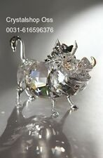 Swarovski Disney Pumbaa Pumba  Lion King New