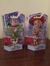 Toy Story Disney Infinity Buzz Lightyear Jessie Ps3 Ps4 Ps Vita  Action Figure
