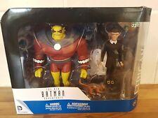 The New Batman Adventures Etrigan And Klarion Animated Series Figure DC Direct